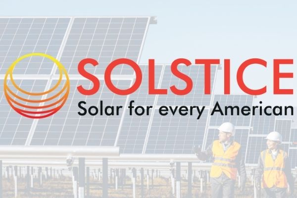 Solstice's mission is to expand solar power to all Americans